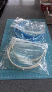 PPE facemasknin bag