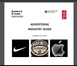 Front page of Industry Guide